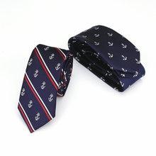 купить!  Мода свадьба замужняя мужская повседневная галстук якорь жаккард корейский ультра узкий галстук