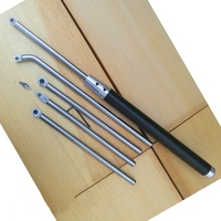 Hand held Woodworking Tool Changeable Tungsten Titanium Blade Woodworking Turning Tool