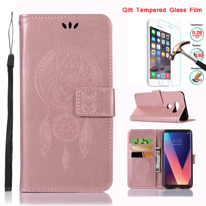 XSKEMP Wallet Flip PU Leather Cover Case For LG Stylo 4