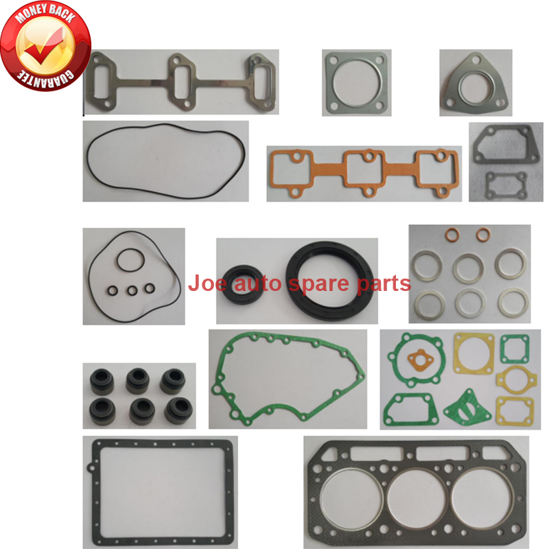 Engine Full gasket set kit for Yanmar engine : 3T84 3T84-1Engine Full gasket set kit for Yanmar engine : 3T84 3T84-1