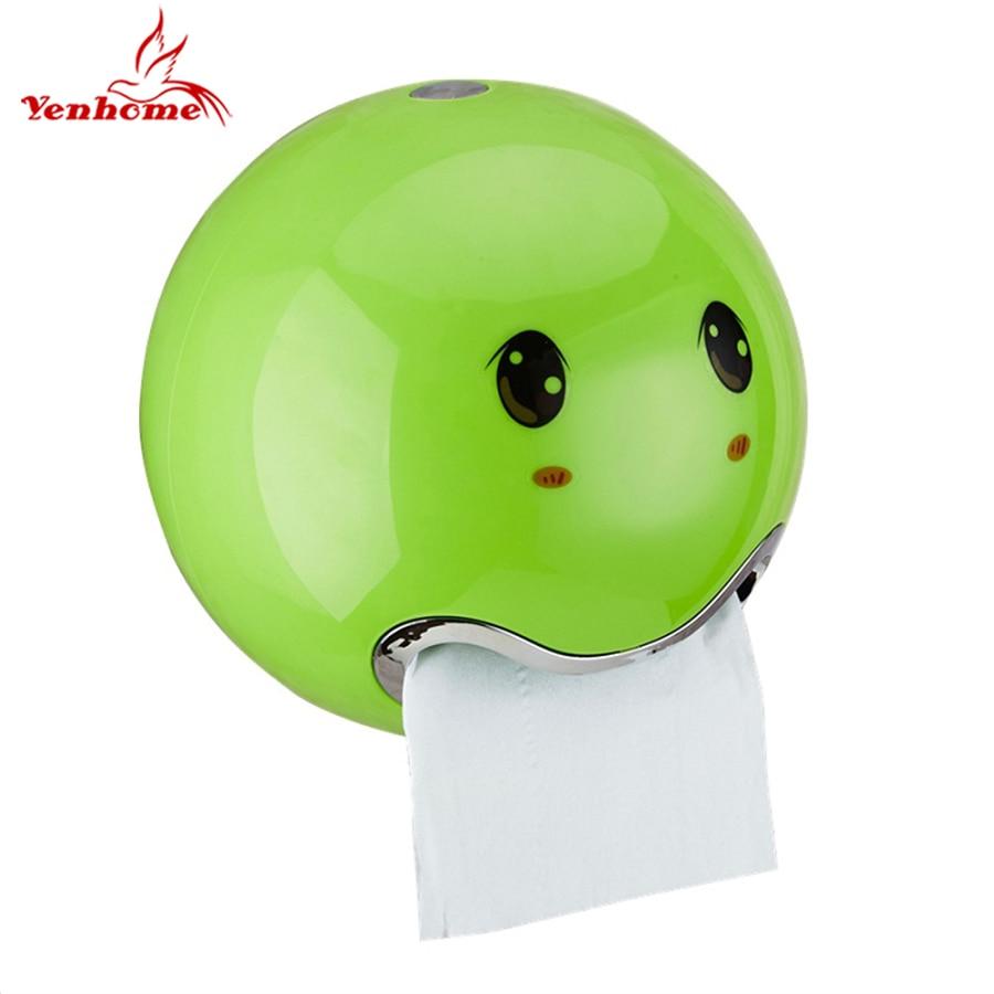 Durable bathroom storage toilet paper roll paper holder Creative toilet paper holder