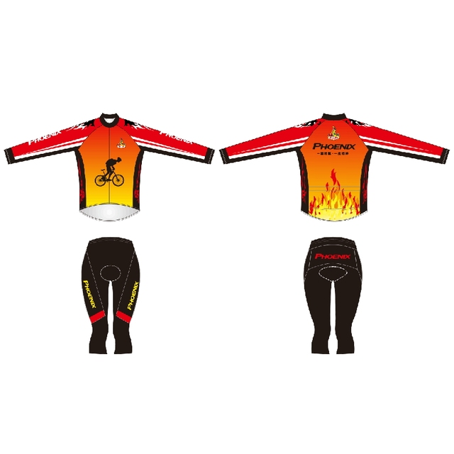 IRONANT Men s Cycling Jersey 2018 Pro Team Long Sleeve Light Breathable  Quick Drying OEM custom new Cycling Sets Bike Clothing 92e43a6c4