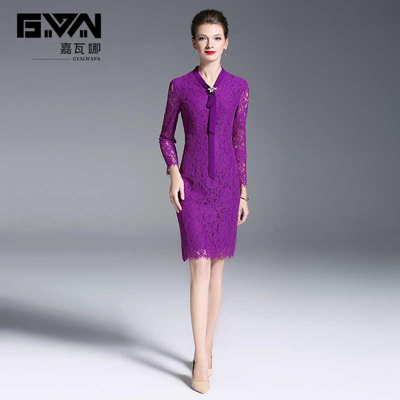 9a65030bf35fd8d ... длинным рукавом, розовое Красное Кружевное Платье карандаш. благородные  элегантные женские вечерние платья. на Aliexpress.com | группа alibaba
