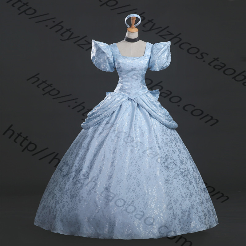 Girls' Clothing (sizes 4 & Up) Cinderella Costume Dress Girls Princess Cosplay Dress Butterfly Party Gown Dress Let Our Commodities Go To The World