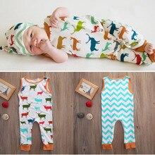 100% Cotton Kids Baby Boys Girls Warm Infant Romper Jumpsuit Bodysuit Cotton Clothes Outfit