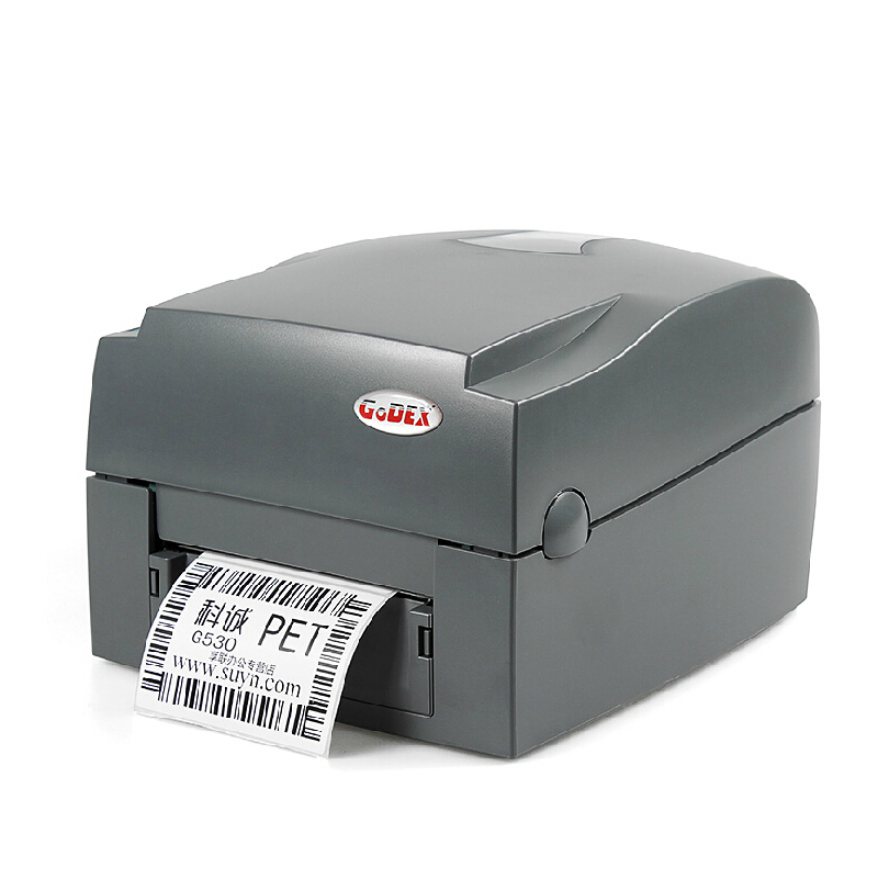 Godex G530U label & barcode stampante con 300 dpi specializzato per l'indumento mark e cartellino del prezzo impressora multifuncinal