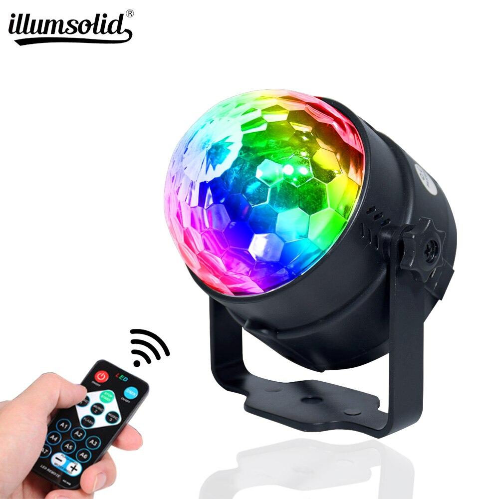 Colorful Color Led Disco Ball Light Dmx512 For Stage Bar KTV Wedding Show Pub Light