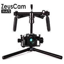 ZeusCam H-A7S Profesionales Estabilizado Cardán Sin Escobillas ZeusCam H-A7S