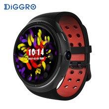 Diggro DI06 1 ГБ/16 ГБ Смарт-часы Android 5.1 MTK6580 4 ядра 1.39 «дюймов SmartWatch С WI-FI GPS SIM для смартфонов IOS и Android