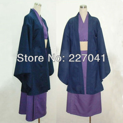 Axis Powers Hetalia Japan Kimono man cosplay costume
