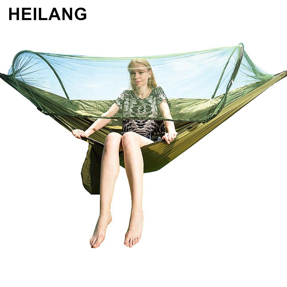 Quick, Sleeping, Set, Double, Swing, Tent