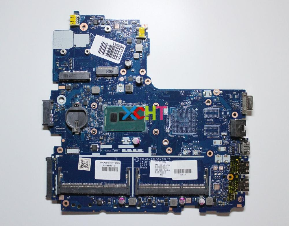 XCHT for HP ProBook 450 G2 Series 768146-601 768146-501 768146-001 ZPL40/ZPL50/ZPL70 LA-B181P i5-4210U Laptop Motherboard TestedXCHT for HP ProBook 450 G2 Series 768146-601 768146-501 768146-001 ZPL40/ZPL50/ZPL70 LA-B181P i5-4210U Laptop Motherboard Tested