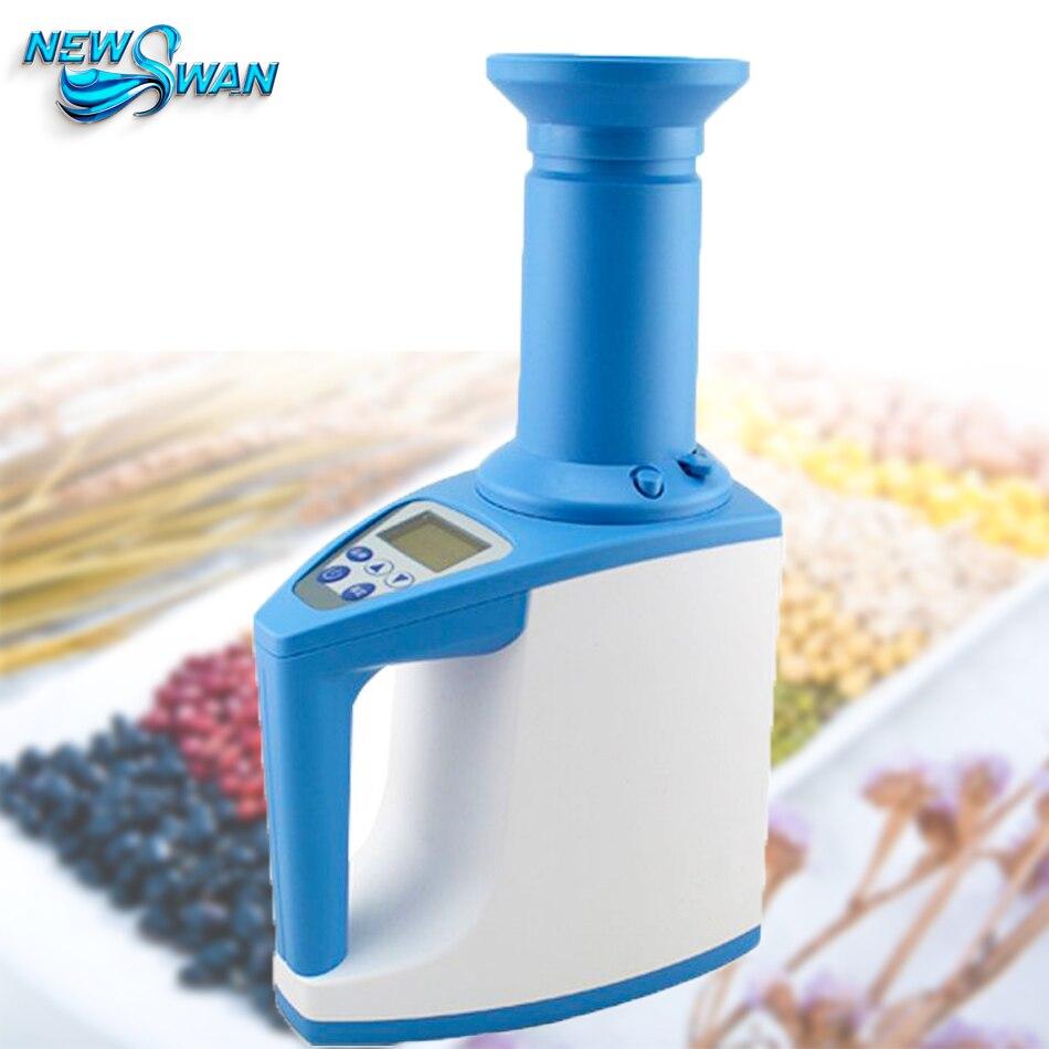 Alta Precisão Digital Automático de Milho Arroz Trigo Grão Medidor de Umidade Medidor de Umidade Detector Tester LDS-1G