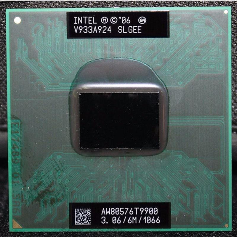 Intel Core 2 Duo T9300 2.5 GHz Dual-Core 6M 800 Processor Socket P PGA478 CPU