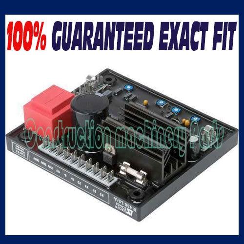 u2022 generator parts avr r438 automatic voltage regulator ac rh sites google com 2 Wire Alternator Wiring Diagram Leroy Somer AVR 438