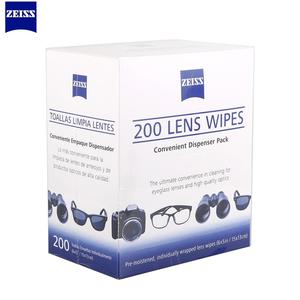 Image 2 - Pre Moistened Zeiss Anti Fog Bacteria Germs No Steaks for Mobile Phone Eyeglasses Cloth Camera Cleaner Lens Wipes 200pcs