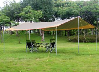 6-8 Person Outdoor Canopy Tent Wild Barbecue Anti-UV Awning Beach Shelter Tent Casual Anti Rain Outdoor Camping Pergola Tent 6-8 Person Outdoor Canopy Tent Wild Barbecue Anti-UV Awning Beach Shelter Tent Casual Anti Rain Outdoor Camping Pergola Tent