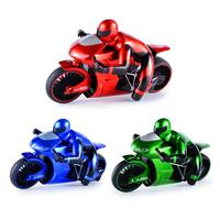 Children's Toy Hobbies Collection Model Toys RC Motorcycle 2.4G Motorbike Remote Control Toys Birthday Gift
