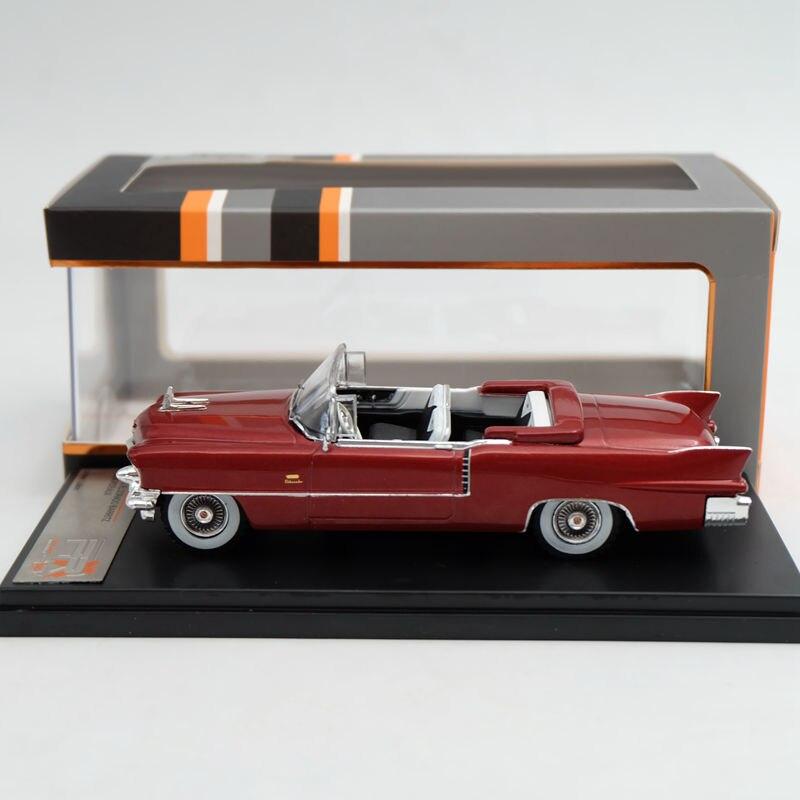 Premium X 1:43 Cadillac Eldorado Biarritz 1956 Bordeaux PRD582 Limited Edition Collection eldorado платье