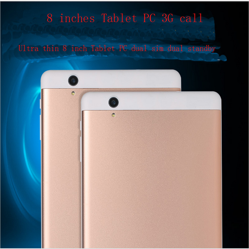 8 inch Tablet PC Android 6 0 Octa Core Original 3G LTE Phone Call SIM card