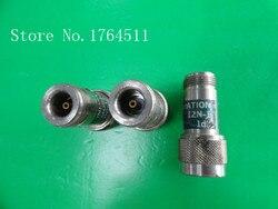 [BELLA] INMET 12N-1dB DC-12.4GHz Att:1dB 2W N coaxial fixed attenuator