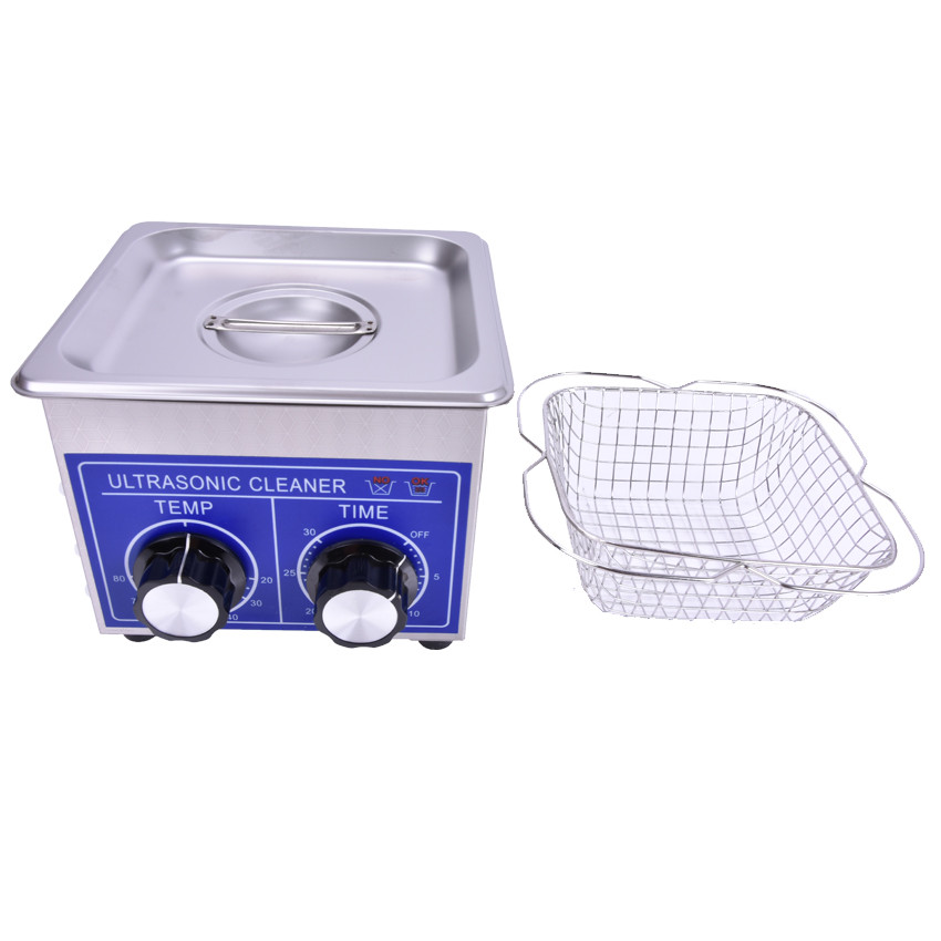 1.3L Small Ultrasonic Cleaner Heater & Timer 60W 40KHZ for Household Glasses Jewelry With Basket PS-081.3L Small Ultrasonic Cleaner Heater & Timer 60W 40KHZ for Household Glasses Jewelry With Basket PS-08