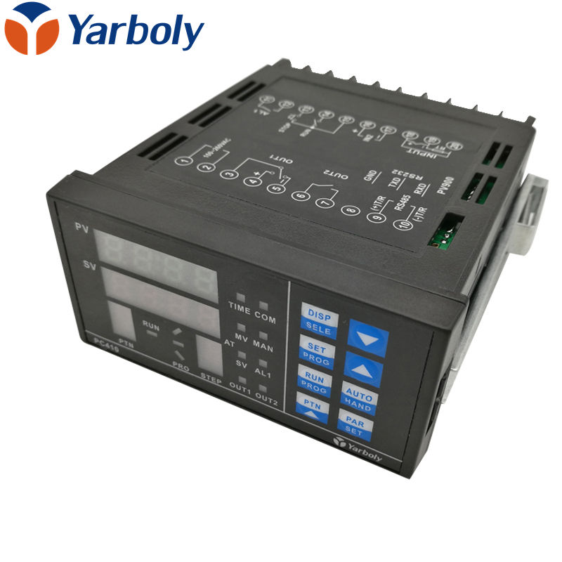 PC410 Temperature Controller Panel For BGA Rework Station with RS232 Communication Module For IR 6500 IR6500