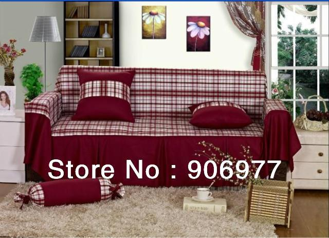 Sofa Sheets Sectional Pottery Barn Sheet Aksuy Q Eye Co Free Shipping Grid Cover Set Cloth For Living