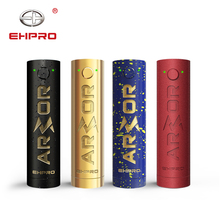 Original Ehpro Armor Prime Mechanical for 510 Thread Tank Atomizer 21700 20700 18650 Battery Electronic Cigarette Vape Mech Mod