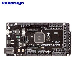 Image 2 - Mega XPro 2560 R3  extra 86 I/O, CH340C/ATmega2560 16AU, RGB LED, 5V