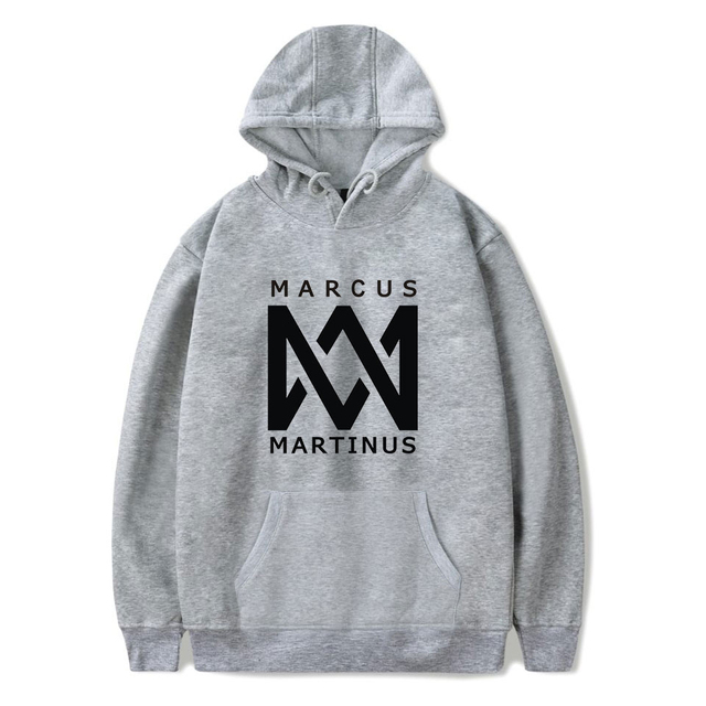 LOVE MARCUS & MARTINUS THEMED HOODIE (24 VARIAN)