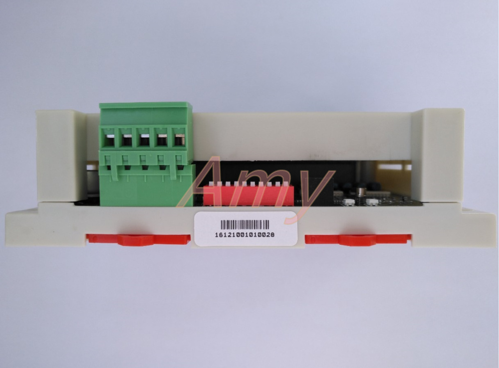 6 isolation relay output 485 signal collector industrial grade product excellent performance.