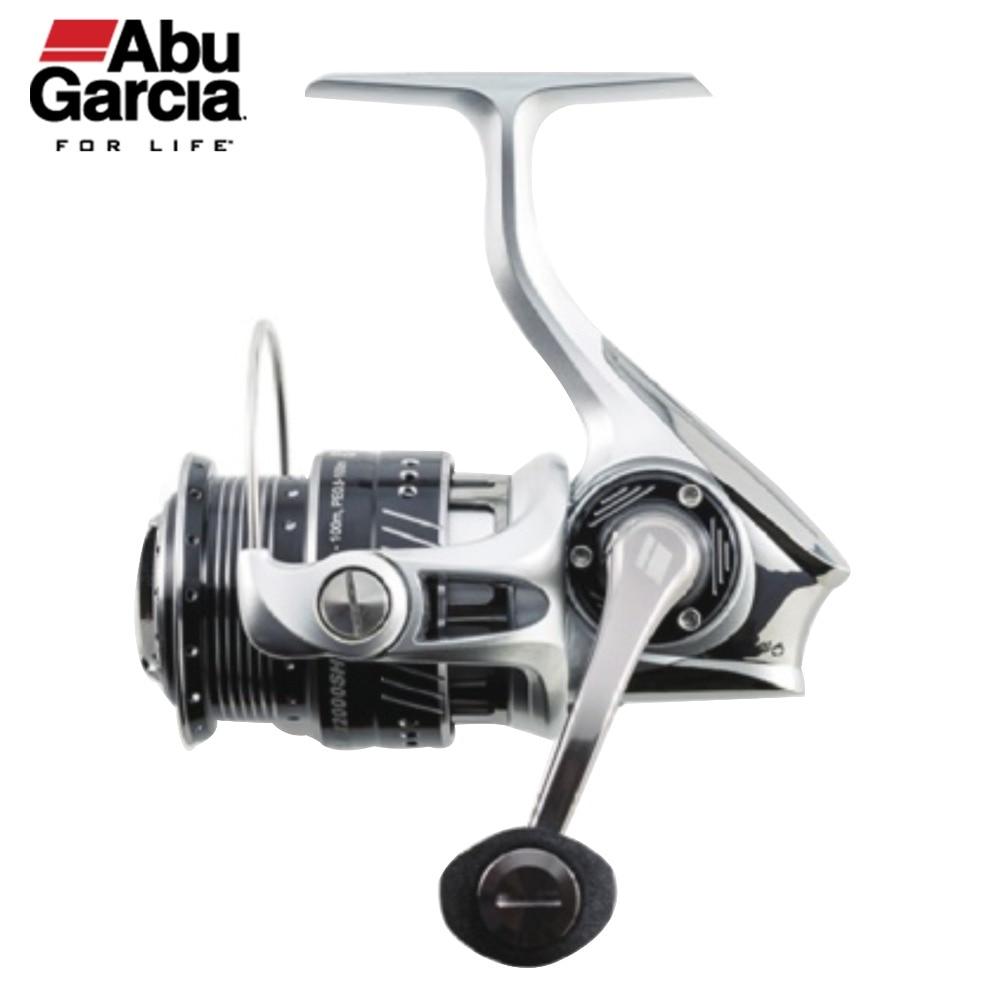 100% Original ABU GARCIA REVO ALX 2000 2500 3000 Series Fishing Spinning Reel 7+1 Ball Bearing High Speed Gear Reto 6.2:1