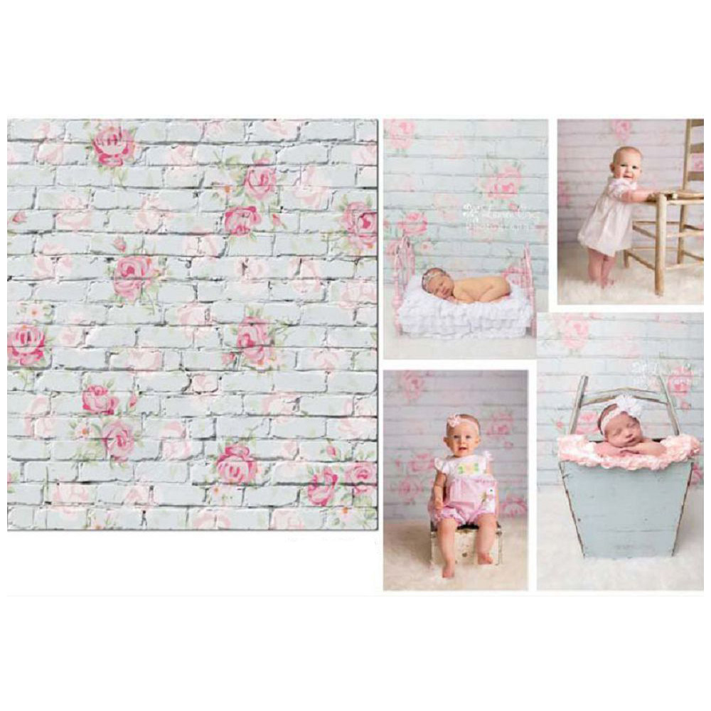 3x5ft Vinyl Photography Backdrops Baby Newborn Photo Background For Studio Props shengyongbao 300cm 200cm vinyl custom photography backdrops brick wall theme photo studio props photography background brw 12