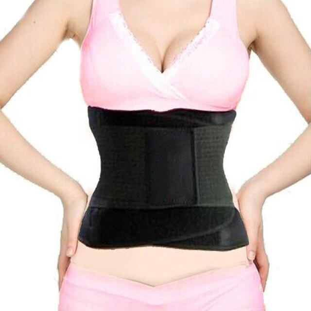 7e8b4896fa waist slimming belt massage women Miss Belt Sports Training Belt Slim Waist  Shapewear Strap Hourglass Shape Body Shaper Belt