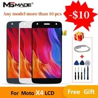 For Motorola Moto X4 XT1900 5/7 XT1900 XT1900 2/6 XT1900 4 LCD & Touch Screen Digitizer Display Replacement Assembly Parts