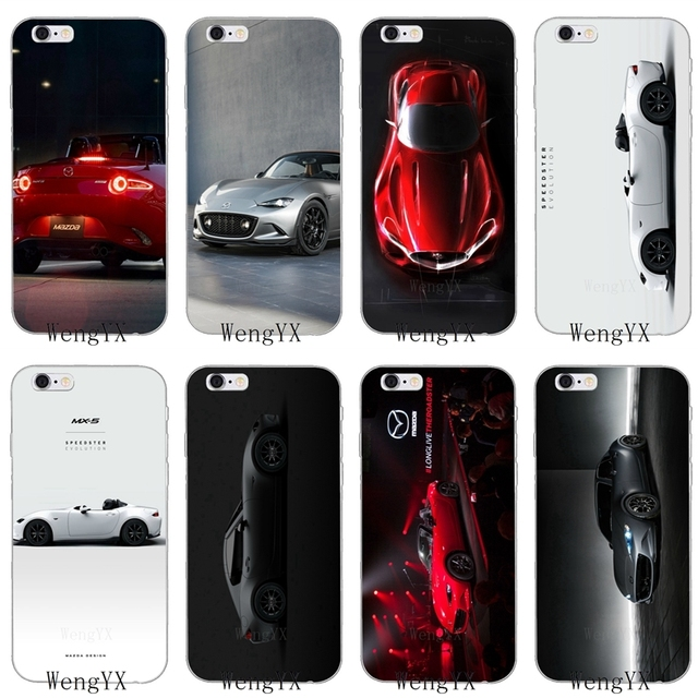 Us 189 5 Offluxury Sports Car Mazda Mx5 Miata Bp Slim Silicone Soft Phone Case For Lg G2 G3 Mini Spirit G4 G5 G6 K7 K8 K10 2017 V10 V20 V30 In