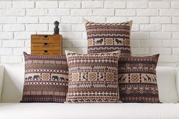 aliexpress whole african style cushions home decor - Decor Pillows