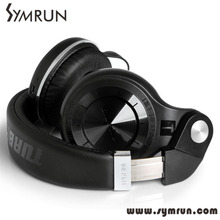 Symrun New T2 Plus Wireless Bluetooth4.1 Stereo Headphone Headset Earphone Foldable Stretchable Fm Headset