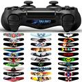 30pcs/lot PS4 Controller LED Light Bar Skin Sticker Decal For Playstation 4 PS4 Accessories LED Lightbar Set