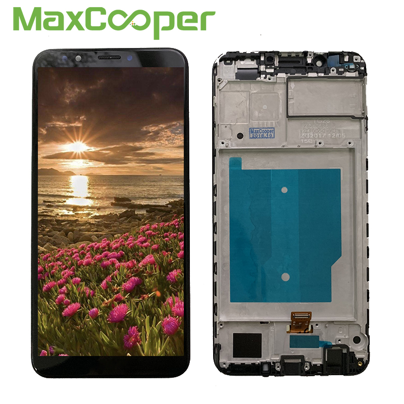 10PCS Lot Top Quality 5 99 For Y7 2018 Y7 Prime 2018 Y7 Pro 2018 LCD