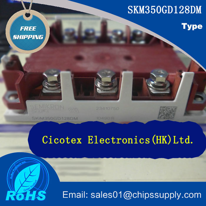 SKIM350GD128DM Moduli IGBT SCREMATO 350GD 128D M SKIM350GD128-DM