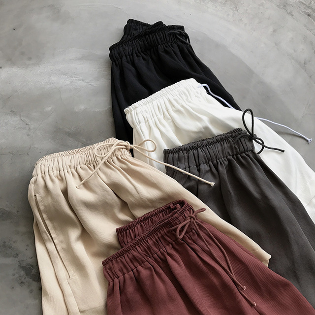 Women's Summer High waist Shorts