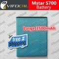 Mstar S700 Bateria 3500 mAh 100% Original Novo Substituição Acessório Para Telefone Celular + Número Da Trilha-Em Estoque