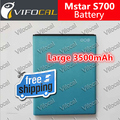 Mstar S700 Battery 3500mAh 100% Original New Replacement Accessory For Cell Phone + Track Number - In Stock