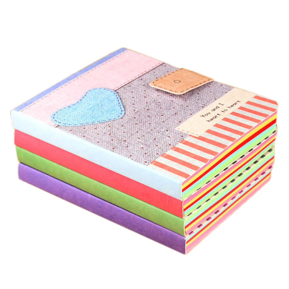 online get cheap cute writing paper com alibaba group 1pc portable heart notepad notebook cute cartoon hardback writing paper journal memo stationery notebooks gifts school