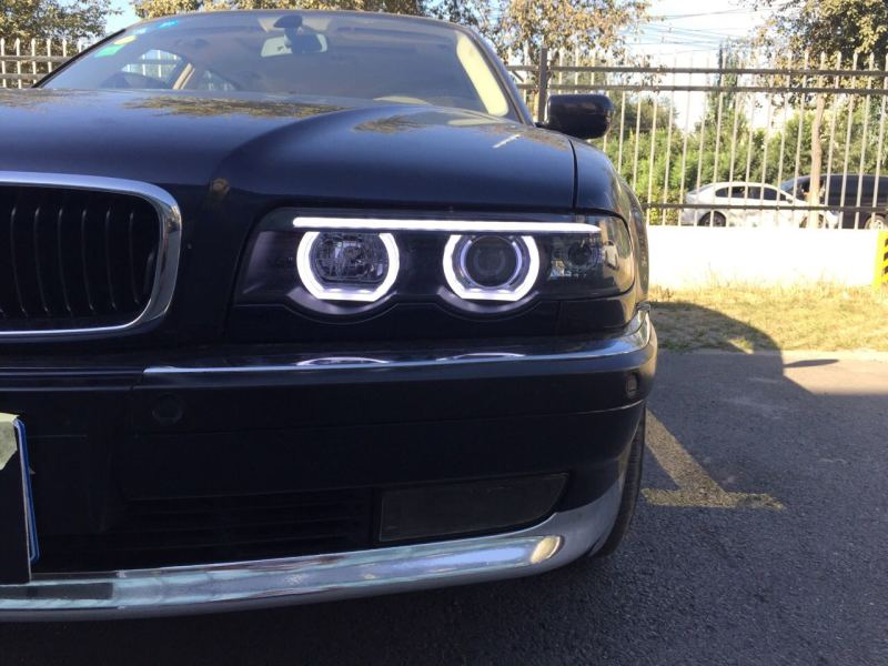 Fett Lights For 1998 2002 Bmw E38 728i 730i 735i 740i 750i