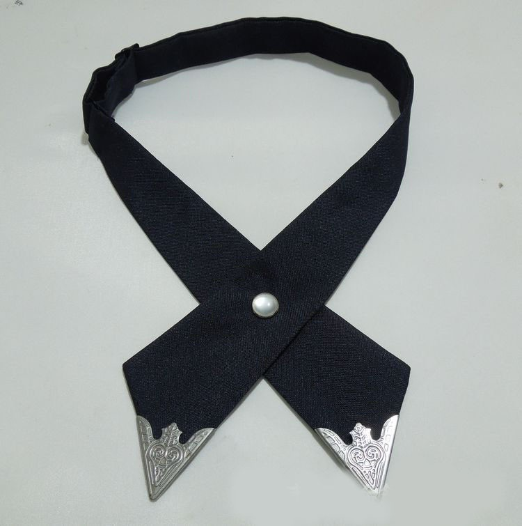 2016-Fashion-Adjustable-Cross-Polyester-Tie-Solid-Color-Collar-Cross-Wedding-Tie-White-Universal-Necktie-High (8)