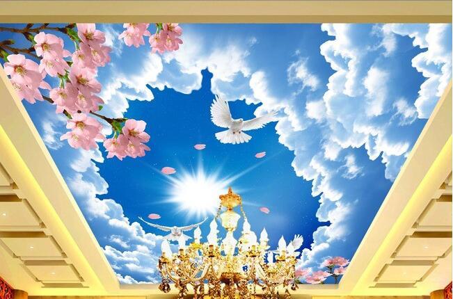 84 Gambar Awan Langit Langit Rumah Kekinian