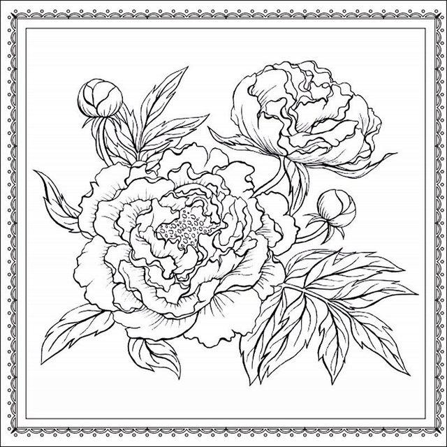 Tienda Online Amor flor canción libro para colorear para niños ...